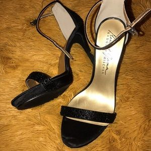 NWT Mark&James Badgley Mischka Evening Sandals